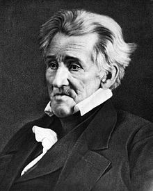 jackson daguerro 1845