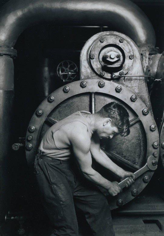 power house 1920