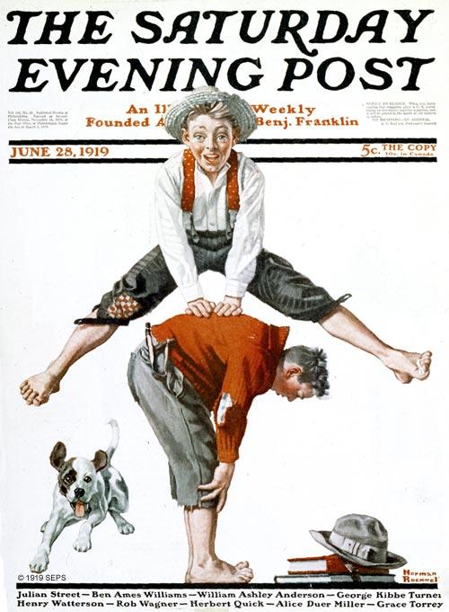 rockwell 1919 leapfrog