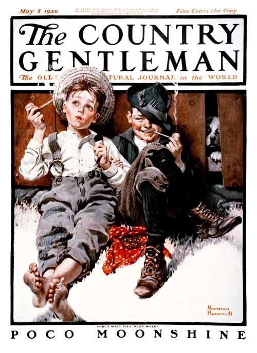 rockwell 1920 gentlemen