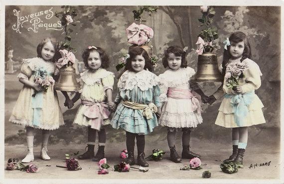 1907 easter dresses