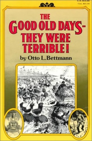good old days book
