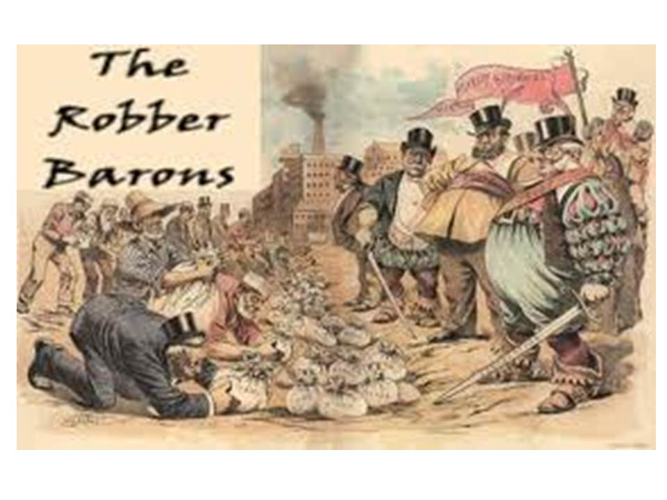 king of the robber barons The cultural impact of the massive riches accumulated by the robber barons was influential in defining the american dream as it appeared  king of the robber barons.