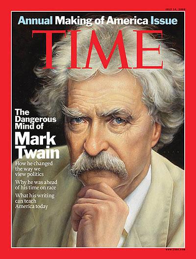 Twain satire essay