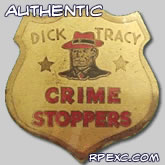 tracy badge