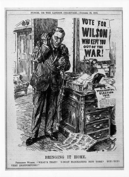 wilson cartoon