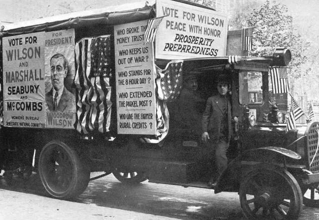 wilson truck