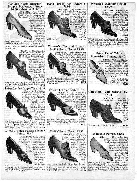 1909 shoes macys
