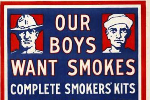 smokes poster